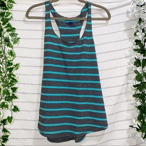 GARAGE Striped Tank Top